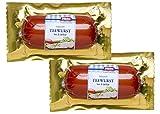Feine Teewurst, pikante Streichwurst / 125g in der...