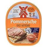 Pommersche feine Geflügelleberwurst 125g im Becher