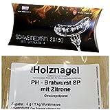 Set 28/30 Schweinedarm + Bratwurstgewürzpräparat 100g