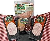 Hausmacher Wurstpaket Brotzeit Set | Leberkäse | Leberwurst...