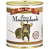 Mäusegulasch aus der Dose – Geschenk zu Weihnachten, Nikolaus,...