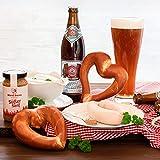 WURSTBARON® Weißwurst Premium Paket - Set aus Weißwürsten,...