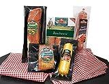 Wurstpaket Geschenk | Schinken Salami Set | Lende geräuchert...