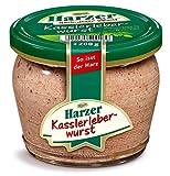 Harzer Spezialitäten Kasslerleberwurst, 200 g