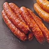 Rauchenden im Naturdarm | 4er Packung ca. 400g | Kochwurst |...