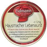 Eidmann Wurstkonserven Hausmacher, 12er Pack (12 x 125 g)