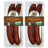 Kaminwurzen Rind 100% mit Parmesan Käse | Rindswurst geräuchert...