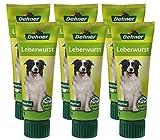 Dehner Hundesnack, Leberwurst in Lebensmittelqualität, 6 x 75 g...