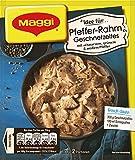 Maggi fix & frisch, Pfeffer-Rahm Geschnetzeltes, 31 g Beutel,...
